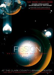 FISSION 2018 flier